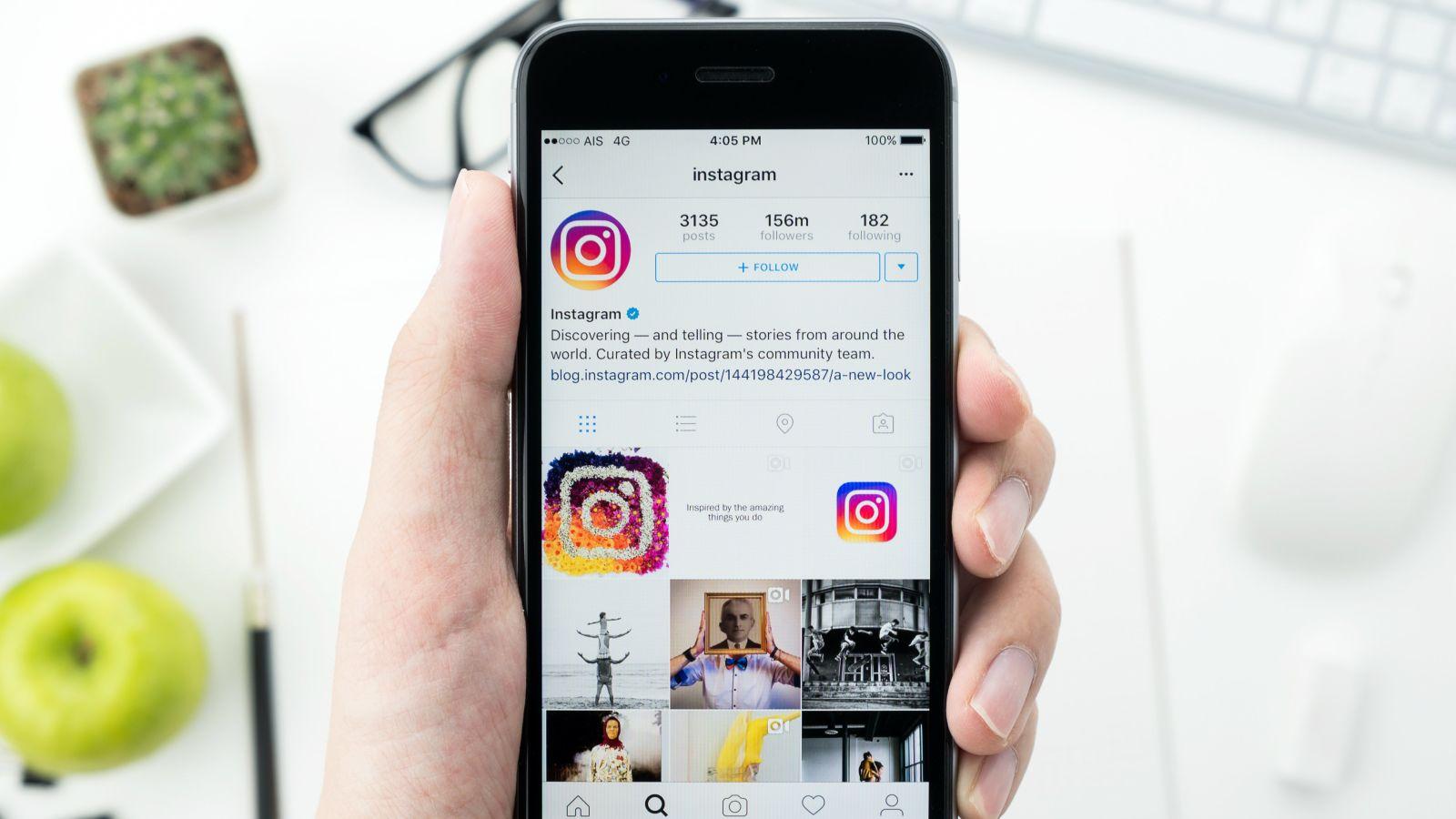 Instagram começa a permitir agendamento de posts