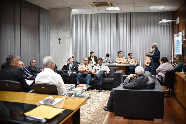 Governo do DF começa os preparativos para o 8º Fórum Mundial da Água que ocorrerá em Brasília