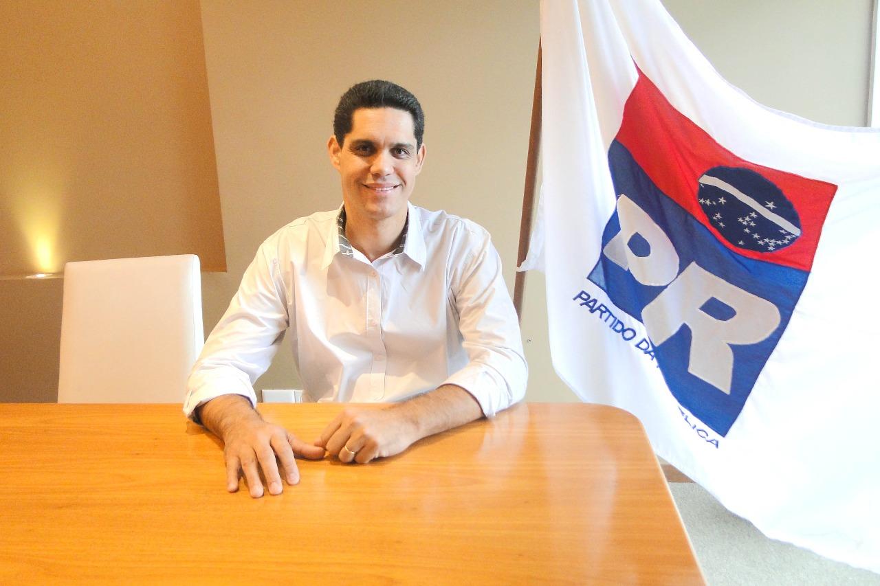 Entrevista Alexandre Bispo – Presidente do PR