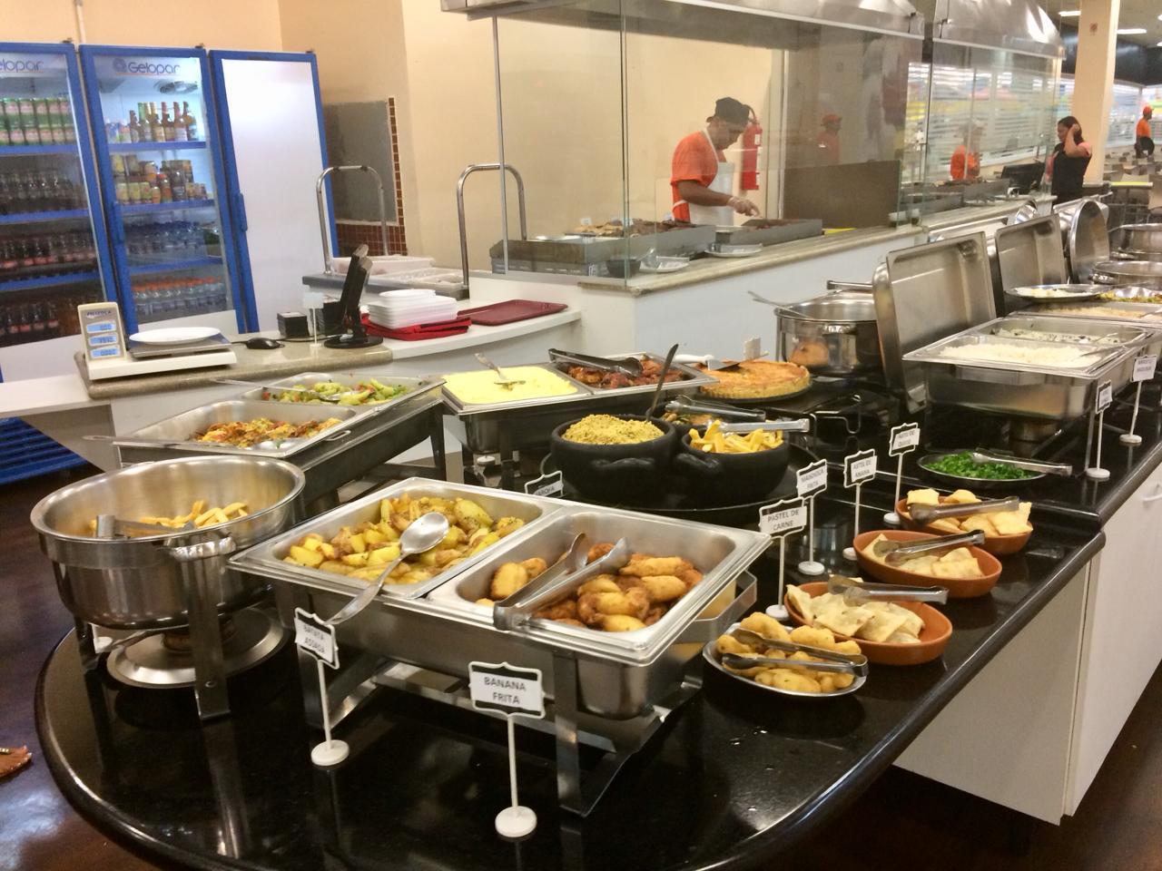 Tradição e qualidade é a marca do restaurante Delícias das Águas