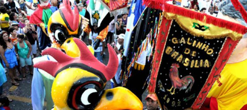 Ainda tem Carnaval em Brasília neste fim de semana