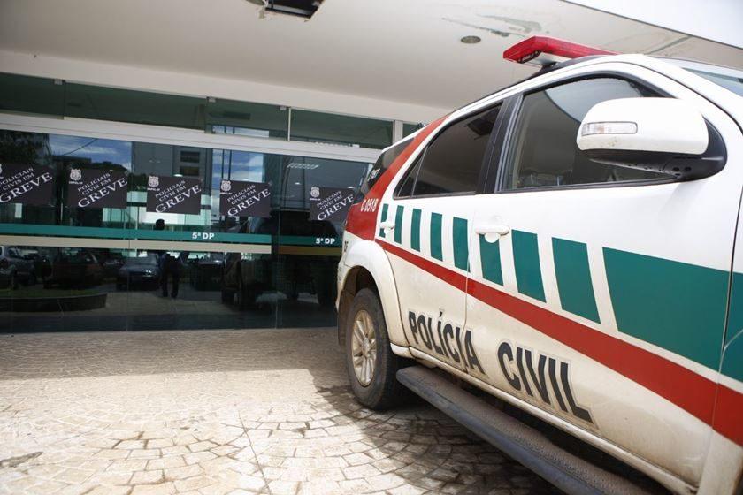 Justiça declara ilegal a greve dos policiais civis e determina volta ao trabalho