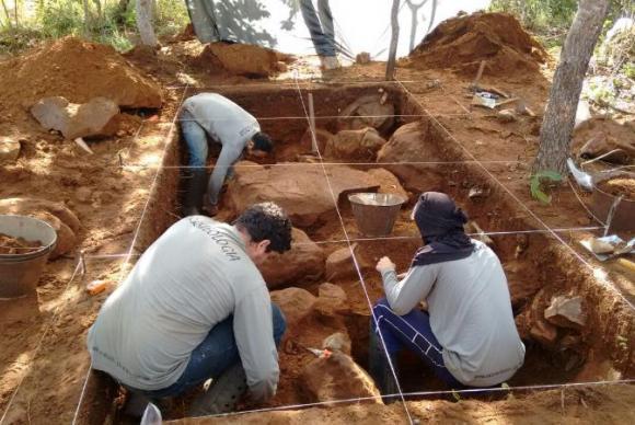 Sítio Arqueológico indica presença humana há milhares de anos no DF