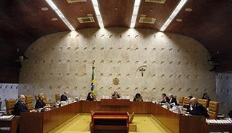 STF reafirma competência do TSE para julgar recurso contra diplomação