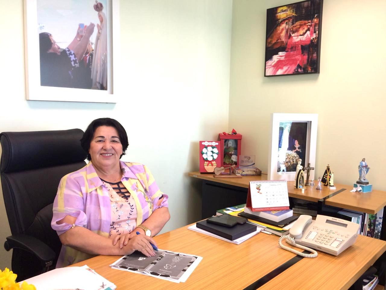 Entrevista – Deputada Luzia de Paula (PSB)