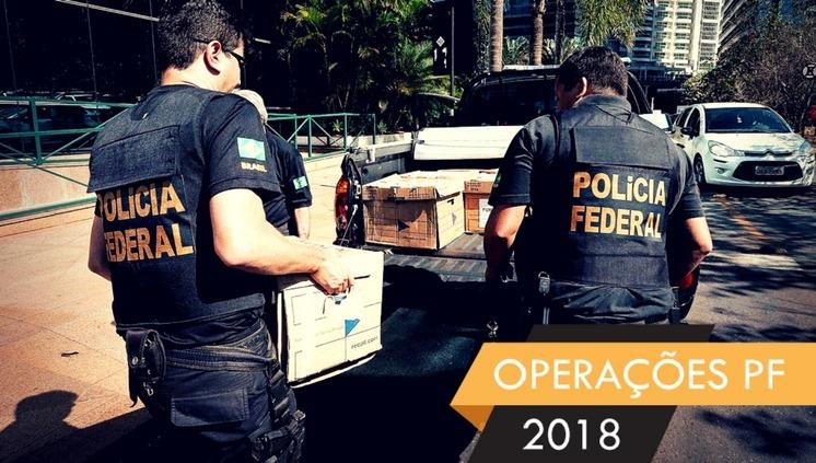 PF cumpre mandados de prisão em nova fase da Operação Carne Fraca
