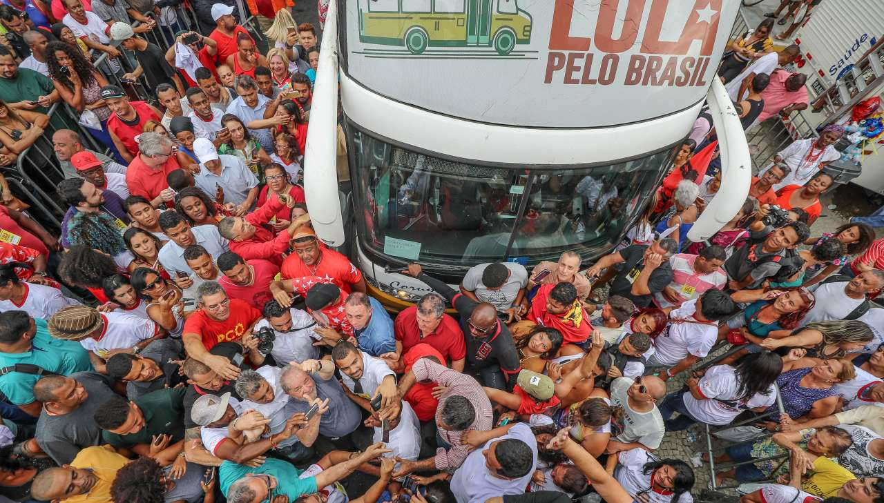Desembargadores do TRF-4 negam embargos da defesa do ex-presidente Lula