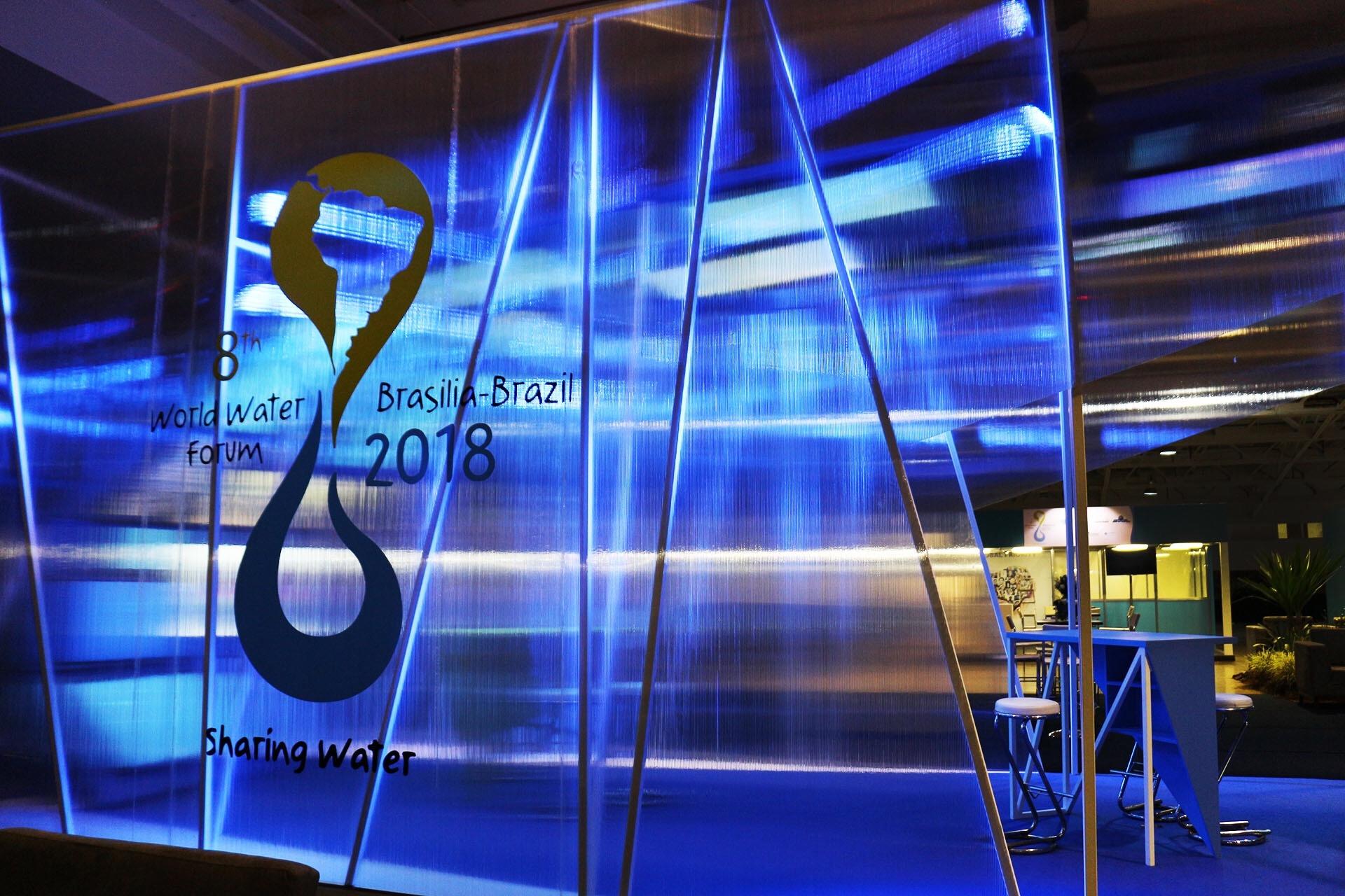 Inauguração da Vila Cidadã abre os trabalhos do 8º Fórum Mundial da Água