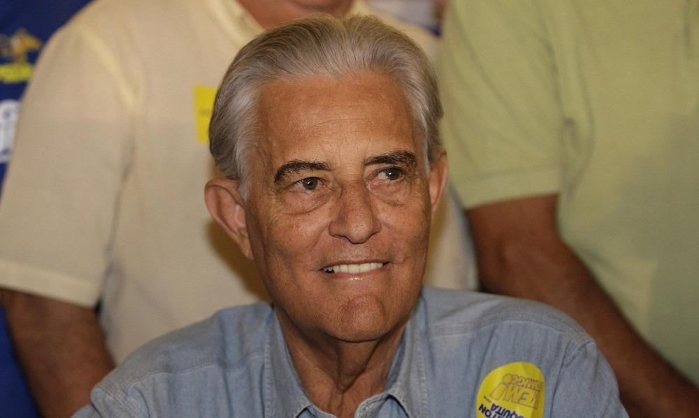 Joaquim Roriz é internado em hospital da Asa Sul após passar mal