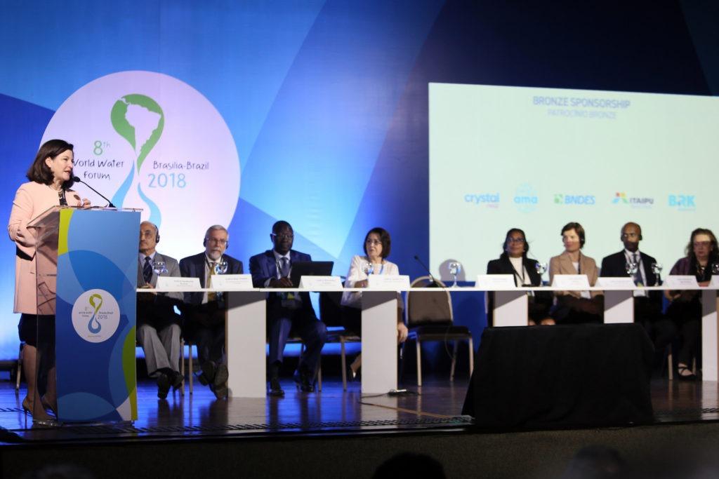 Carta de Brasília traz compromisso de proteger direito à água e ao saneamento