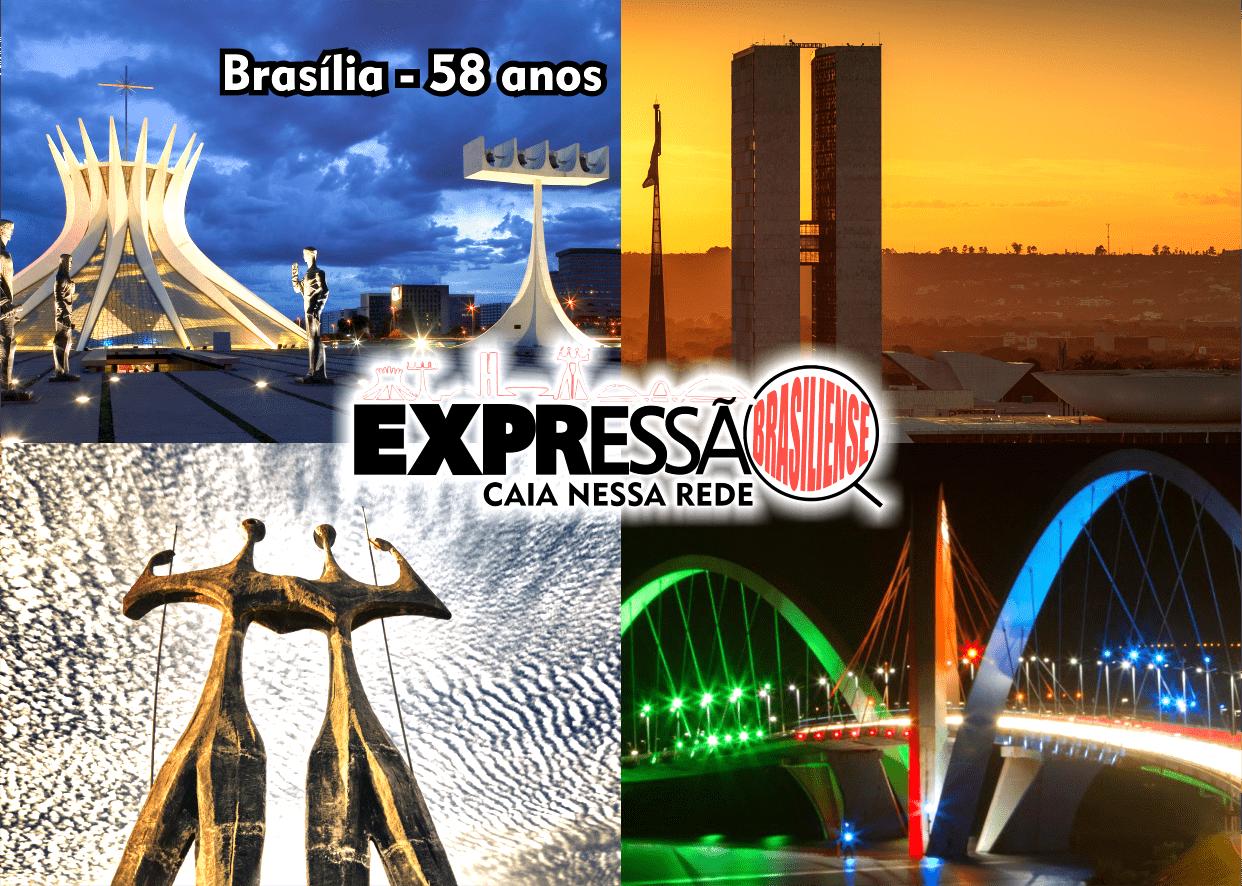 Quero a minha Brasília, capital da esperança, de volta