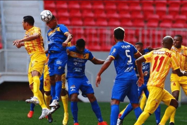 Brasiliense perde para o Iporá-GO em pleno Mané Garrincha