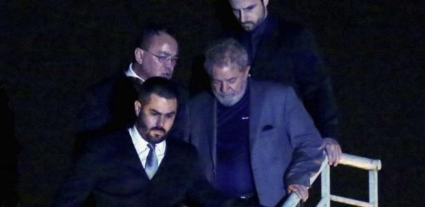 Procuradoria-Geral de Curitiba pede transferência de Lula da PF