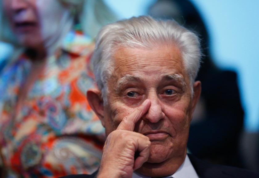 Áudio sobre morte de Roriz viraliza, mas ex-governador passa bem