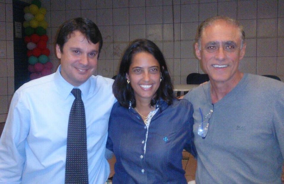 Reguffe declara apoio à pré-candidatura do Dr. Charles e da Carol Lima