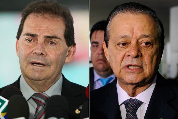 Deputados Jovair Arantes e Paulinho da Força são alvos de operação da PF