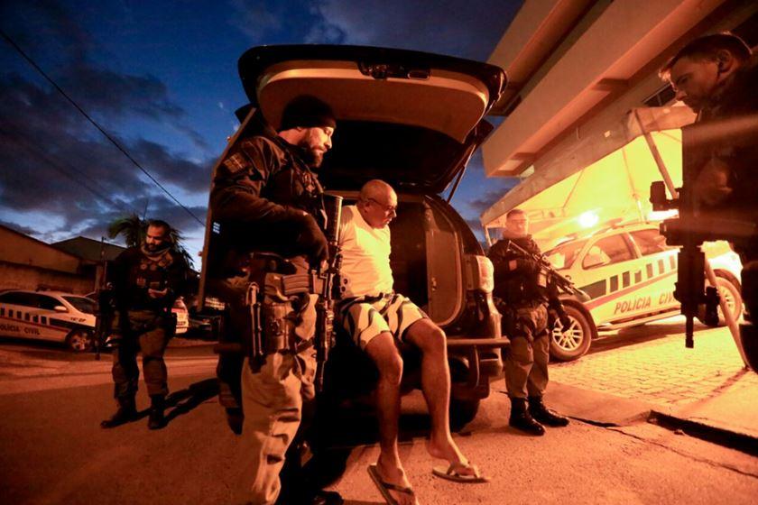 PCDF prende quadrilha que cobrava taxa de R$ 500,00 por residência em Planaltina