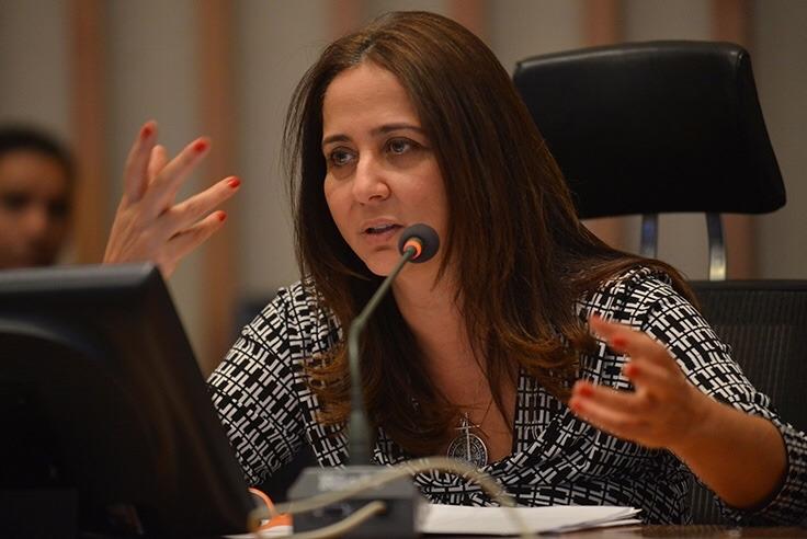 Ministro do TSE determina execução imediata da pena de Liliane Roriz