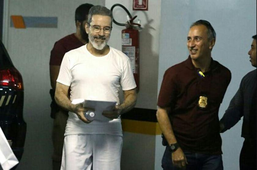 Secretário de Segurança do DF diz que cela exclusiva para Luiz Estevão se deve ao seu poder econômico