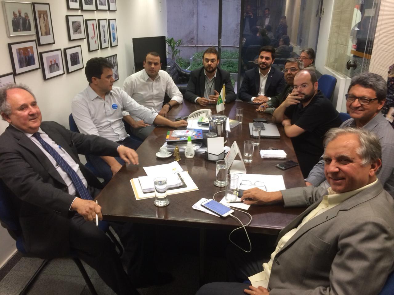Terceira-Via confirma Izalci (PSDB) para o governo do DF e Cristovam Buarque (PPS) para o Senado