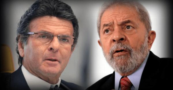 Ministro Luiz Fux afirma em decisão que Lula é inelegível