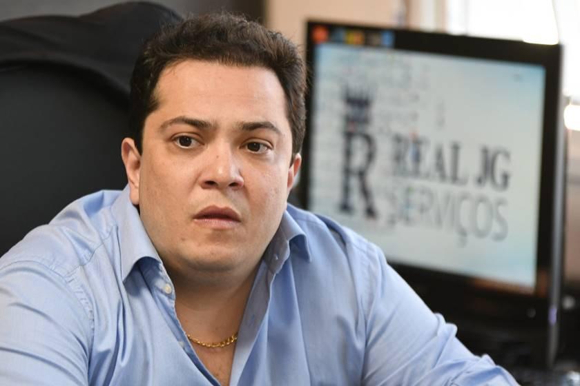 Dono da Real JG Serviços Gerais e candidato à CLDF, João Gomes é intimado a explicar denúncia de compra de votos
