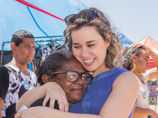 Ericka Filippelli quer uma Brasília mais igual e que ofereça oportunidades a todos