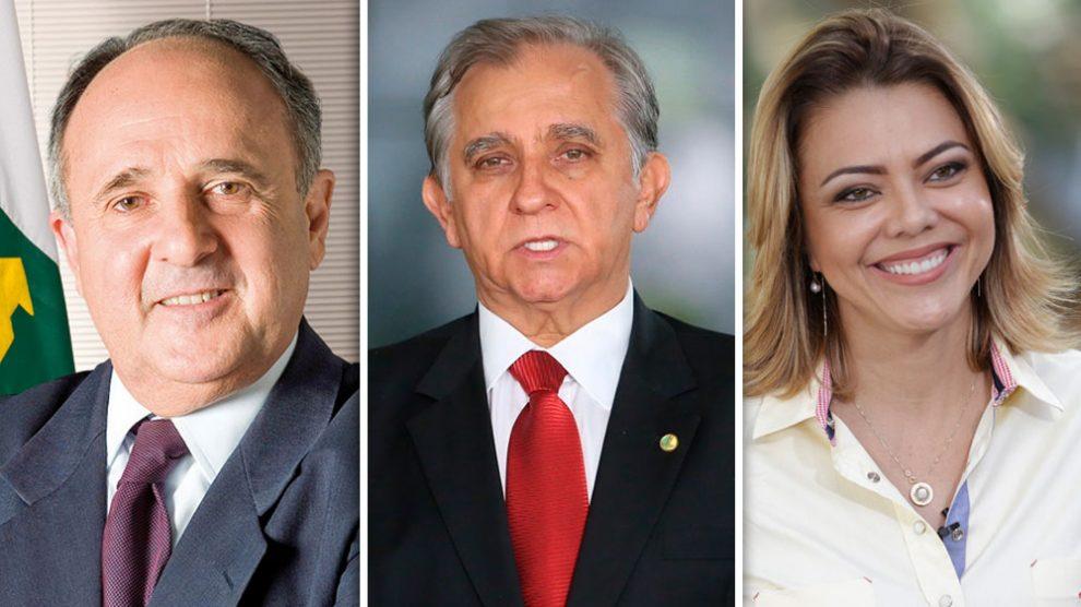 Cristovam Buarque despenca nas pesquisas e Izalci tem tudo para ser o senador mais votado