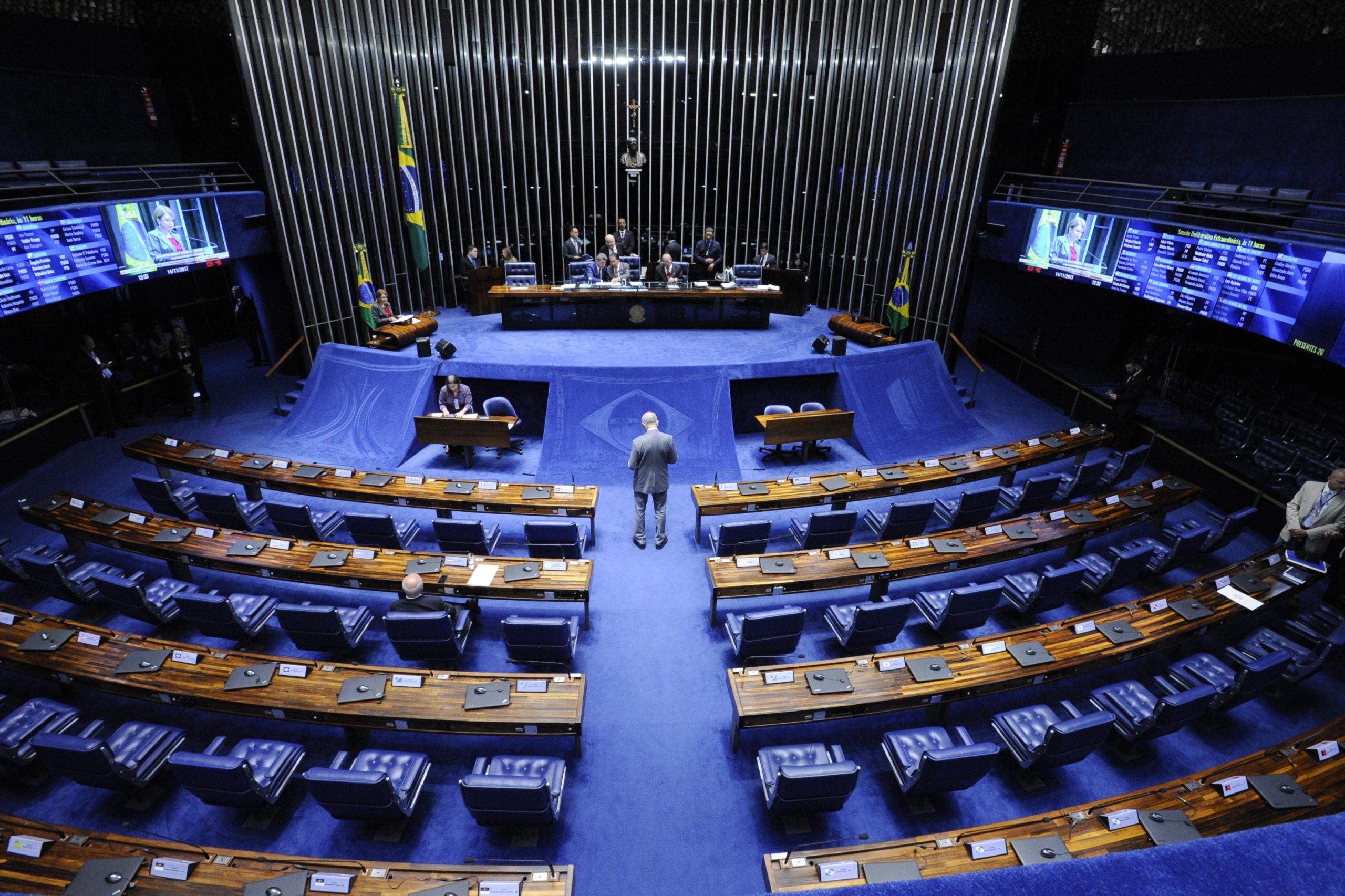 Senadores investigados pela Lava Jato lideram pesquisas em seus estados