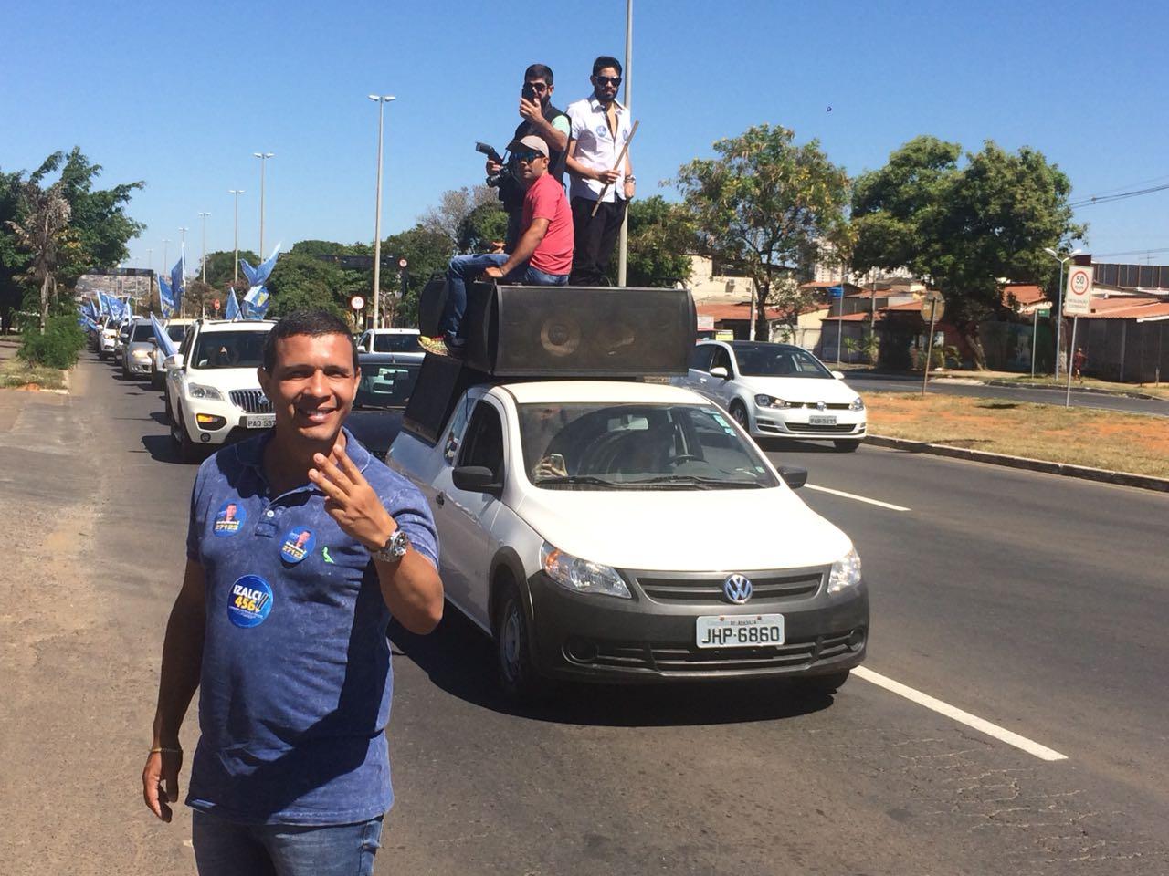 Wesley Moura lança sua candidatura à deputado distrital no Guará