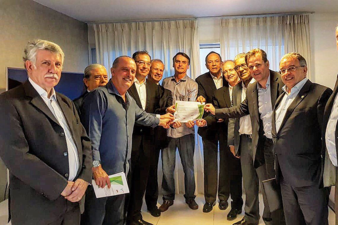Empresários que somam 32% do PIB nacional apoiam Bolsonaro