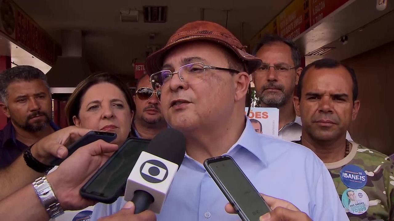 Pela primeira vez, o Distrito Federal terá um governador nascido em Brasília, Ibaneis Rocha