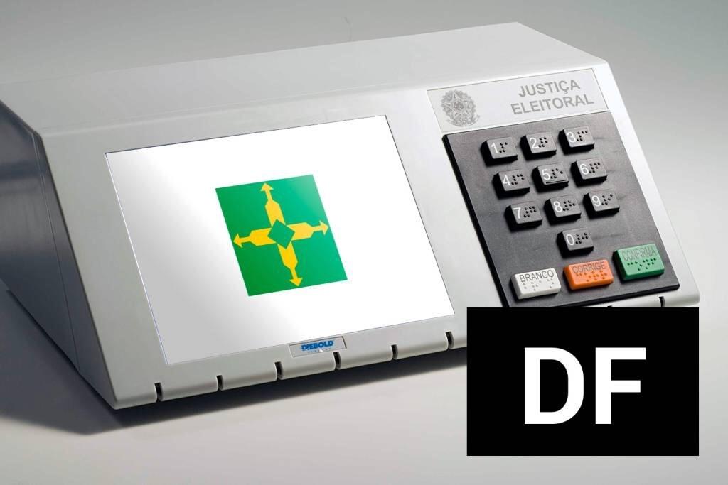 Pesquisa Ibope no Distrito Federal: Ibaneis, 34%; Eliana, 17%; Rollemberg, 10%; Fraga, 9%; Rosso, 8%