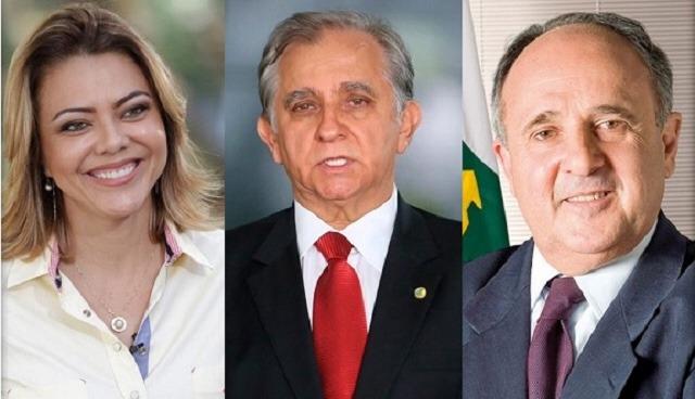 Ibope Senado – Distrito Federal, votos válidos: Leila, 21%; Izalci, 17%; Cristovam, 15%