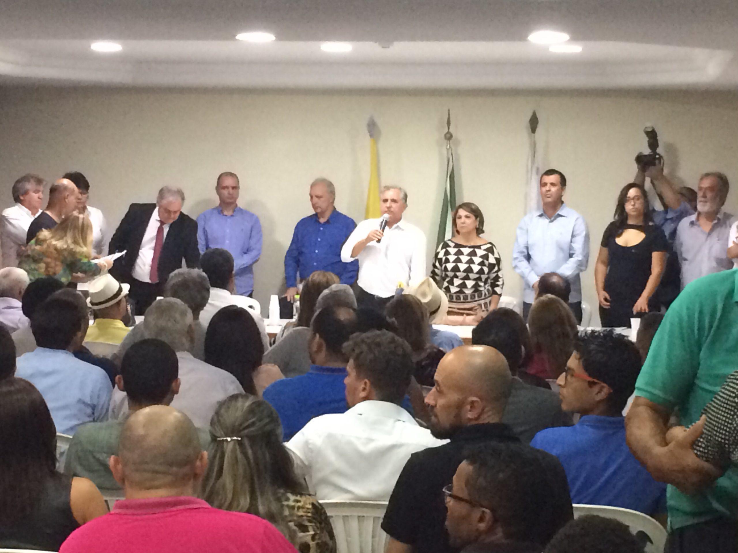 PSDB/DF anuncia apoio a Bolsonaro e Ibaneis Rocha