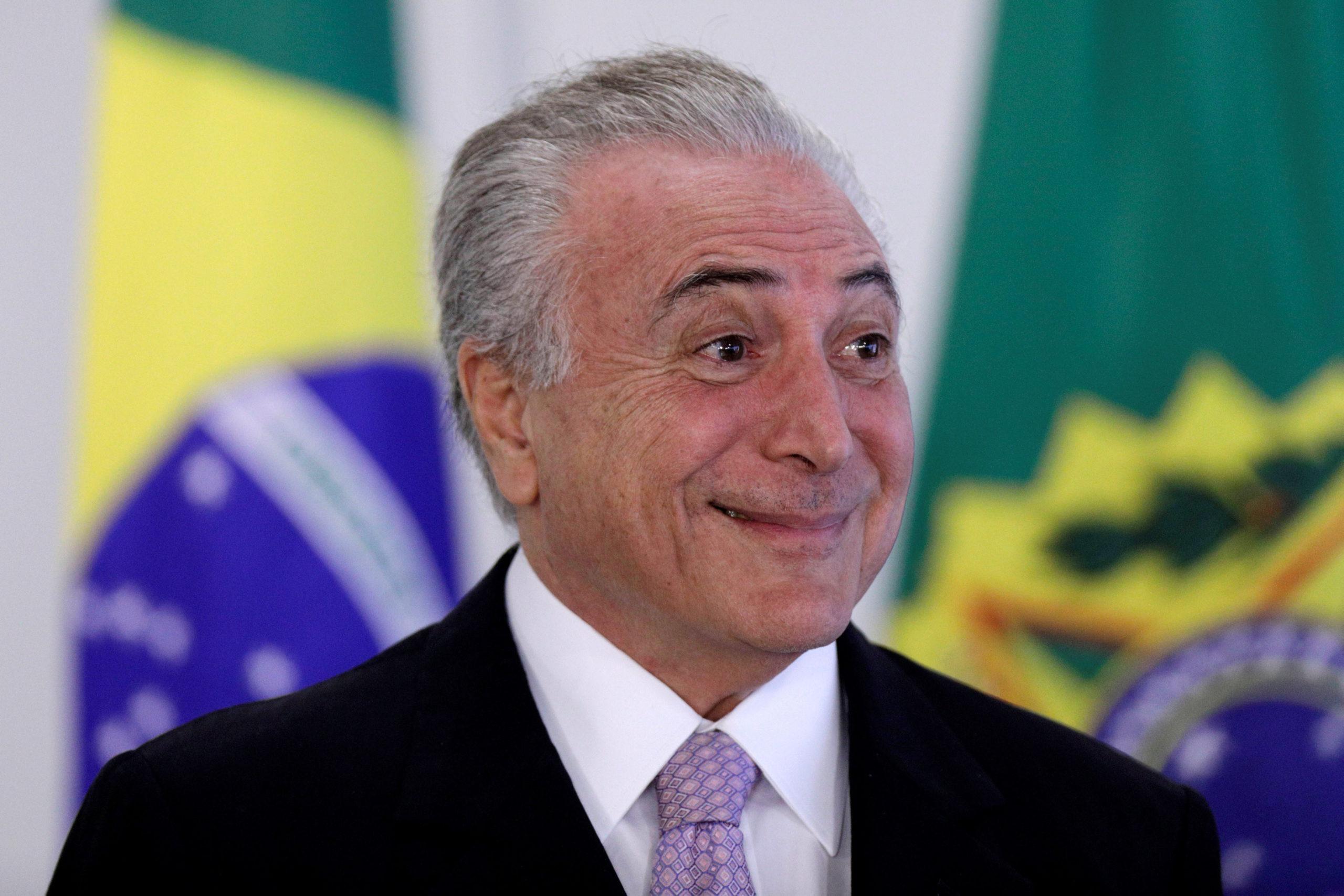 PF conclui inquérito dos Portos e indicia Michel Temer por corrupção