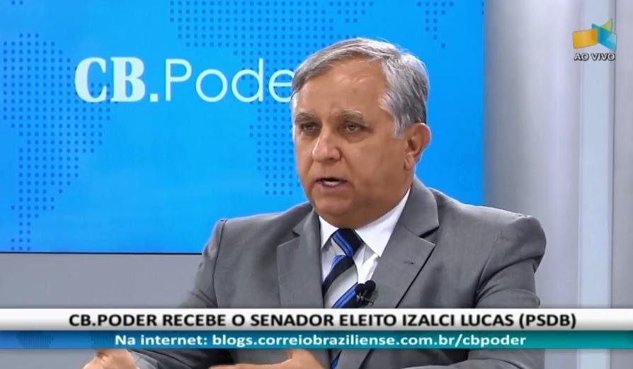 Izalci afirma que vai cumprir seu mandato e ajudará Ibaneis e Bolsonaro em seus governos