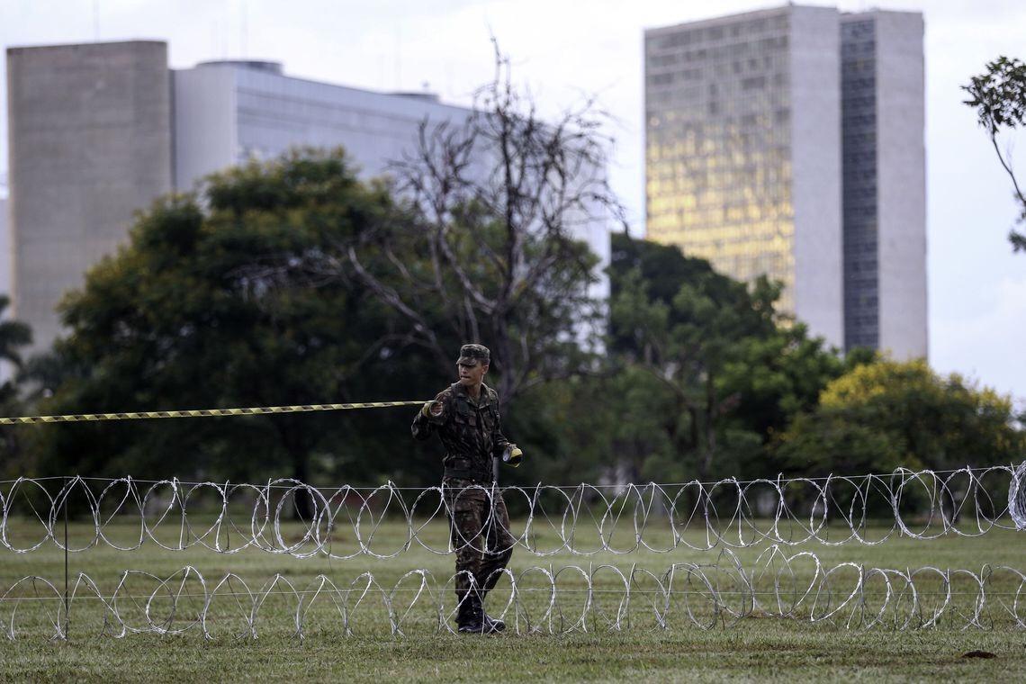 Contagem regressiva para as posses de Ibaneis e Bolsonaro