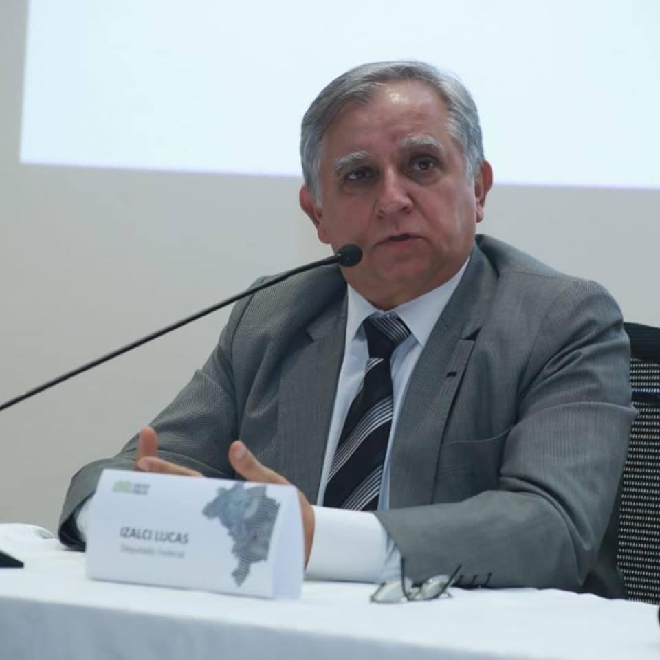 """""""Vamos recuperar o que perdemos nos últimos anos no DF"""", disse Izalci para o Expressão Brasiliense"""