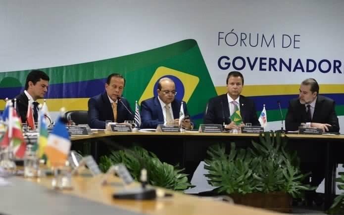 Dória e Ibaneis devem assumir comandos de seus partidos neste ano para viabilizar chapa presidencial para 2022