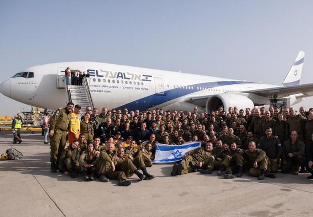 Como a tecnologia trazida pelos israelenses irá ajudar nos resgates em Brumadinho