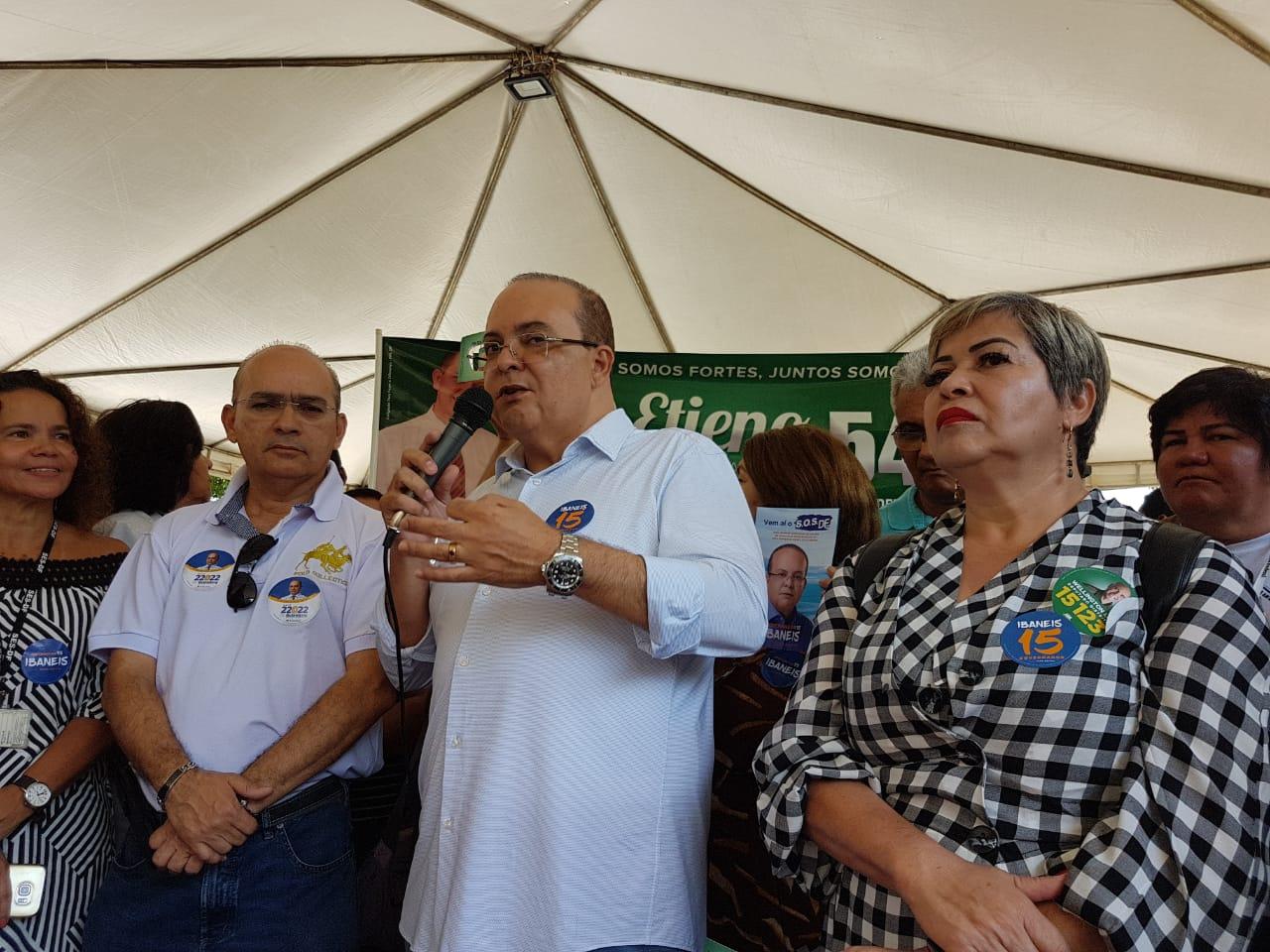 Acabou o amor entre os sindicatos dos servidores da saúde do DF e Ibaneis Rocha