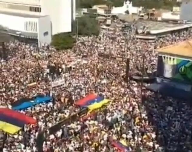 Otro 23 de enero en Venezuela
