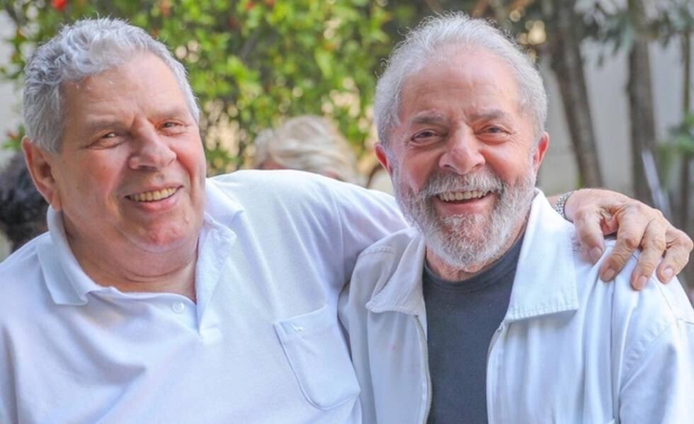 Toffoli autoriza ida de Lula a São Paulo para velório do irmão no momento do sepultamento