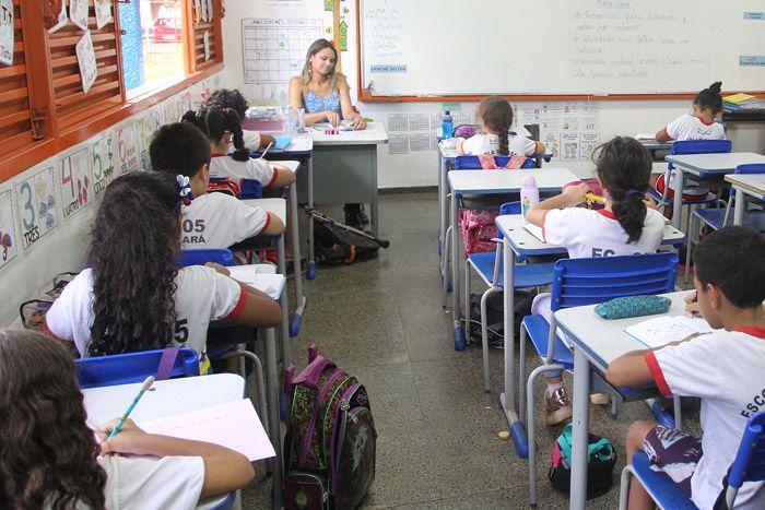 GDF divulga lista do comando nas Regionais de Ensino