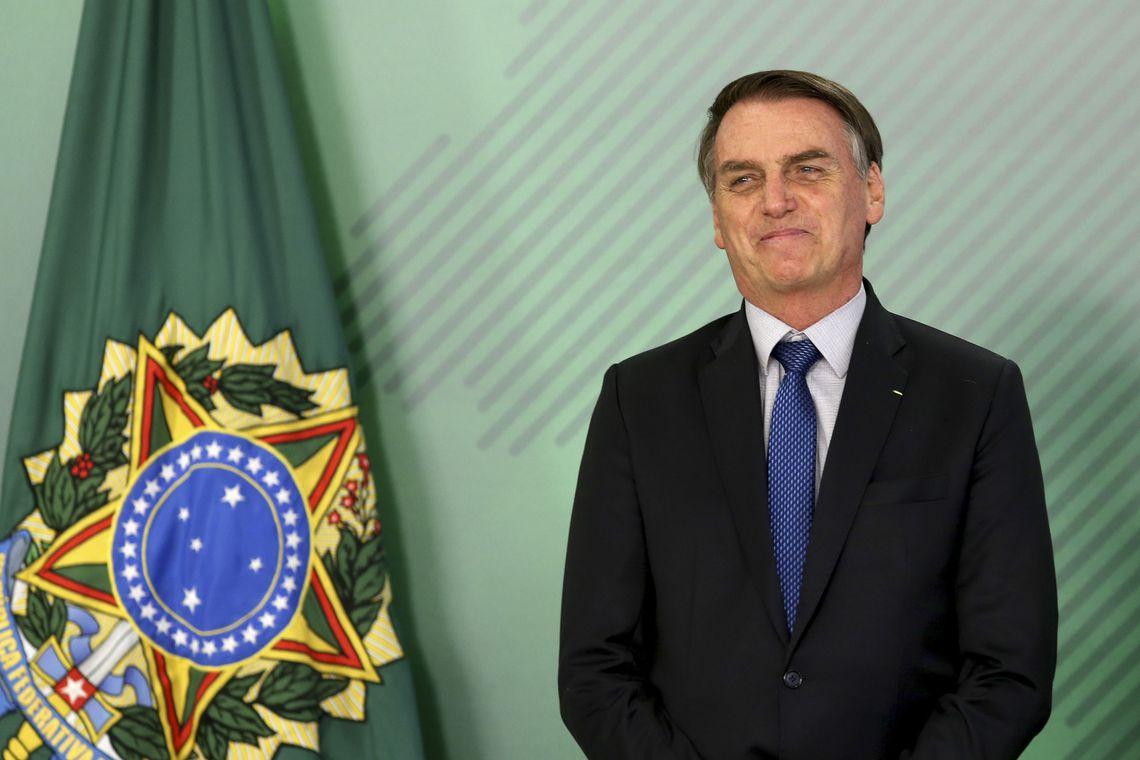 Bolsonaro embarca para participar na Suíça do Fórum Econômico Mundial