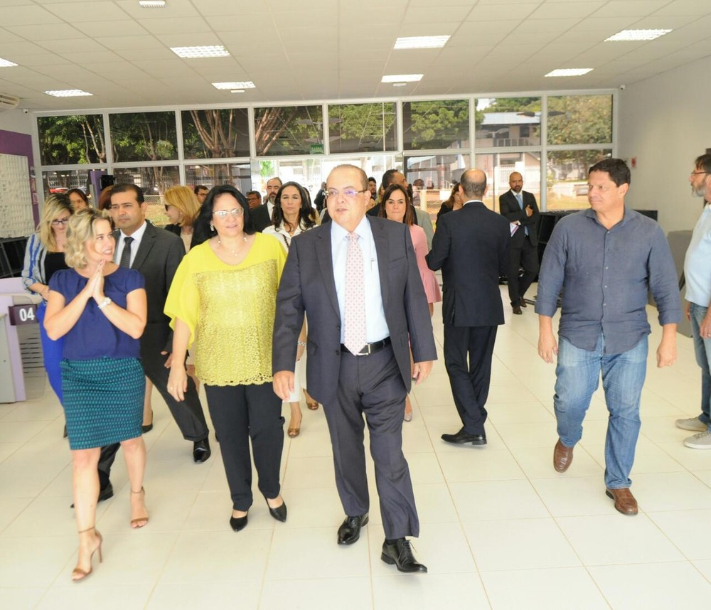 Ibaneis anuncia postos de atendimento à mulher no Metrô e novas unidades da Casa da Mulher Brasileira no DF