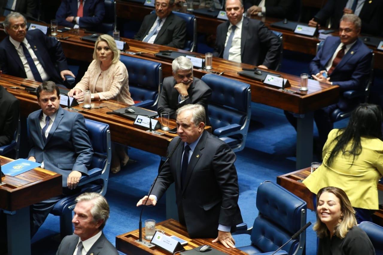 Com Izalci no Senado, o DF volta a ocupar lugar de destaque no Congresso