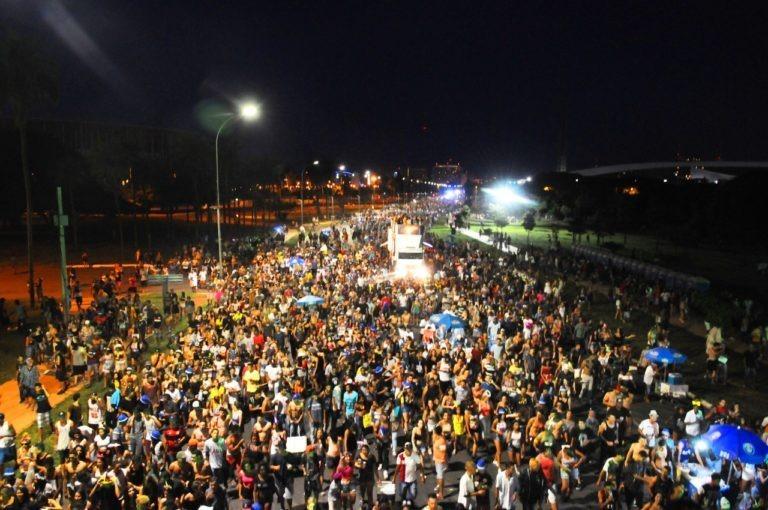 Brasília é uma das principais opções para o turista no Carnaval