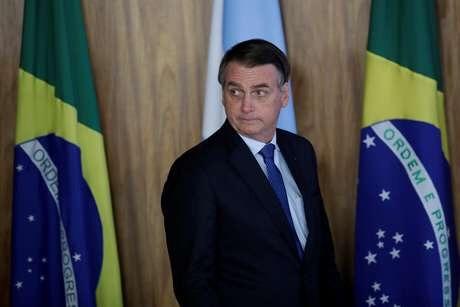 """Bolsonaro sobre laranjas no PSL: """"Determinei à PF que investigue"""""""